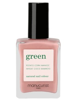 MANUCURIST - GREEN - NEGLELAK - OLD ROSE