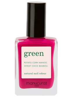 Manucurist - GREEN - Neglelak - Fuchsia