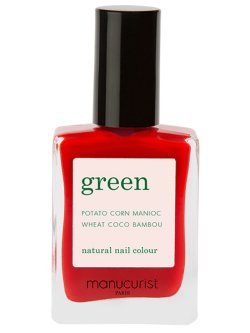 Manucurist - GREEN - Neglelak - Poppy Red