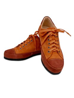 L'ecologica Sneakers Brændt orange