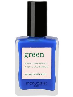 Manucurist - GREEN - Neglelak - Ultra Marine