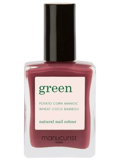 Manucurist - GREEN - Neglelak - Victoria Plum