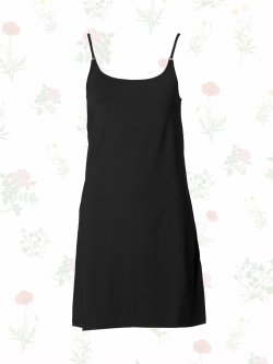 Daffodil Underdress Black