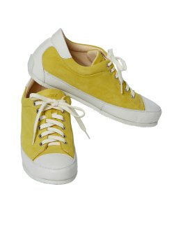 L'ecologica Sneakers Yellow